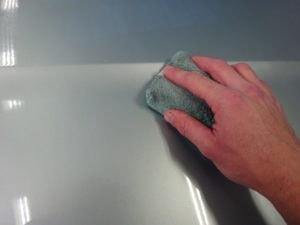 voskování auta