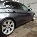 BMW 3 leštění laku