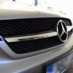 Mercedes CLS leštění laku