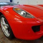 Ferrari 599 leštění laku