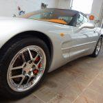 Corvette komplet péče