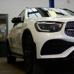 Mercedes GLC keramický povlak