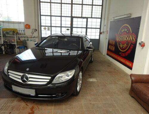 Mercedes CL 500 – kompletní péče