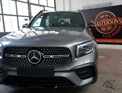 Mercedes GLB – keramický povlak 5 let